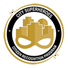 City Superheroes Logo