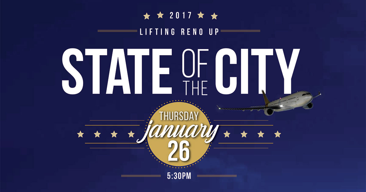 State of the City January 26, 2017