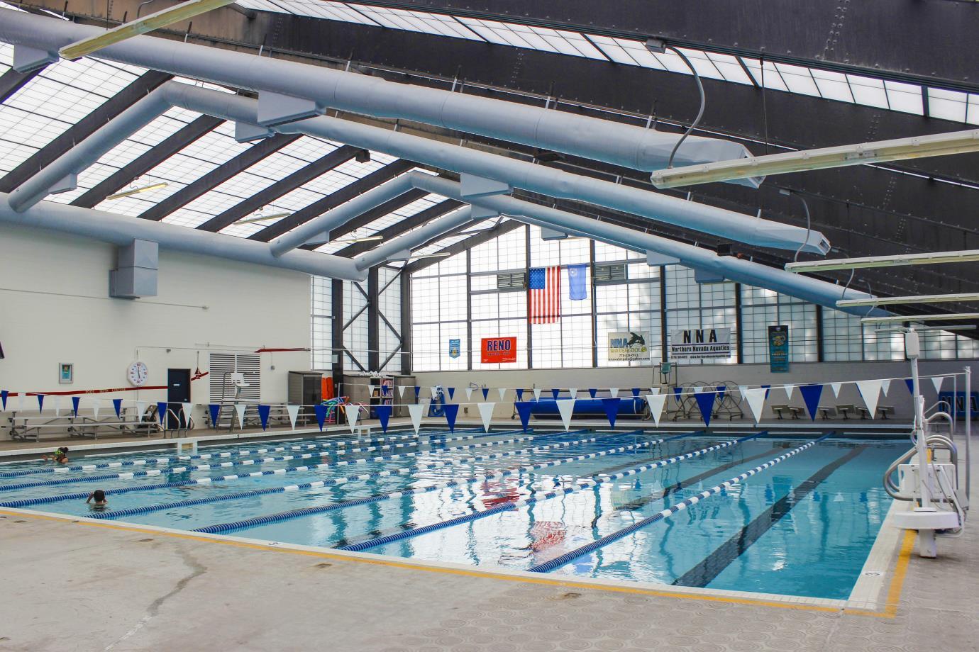 Indoor Public Swimming Pool aquatics | city of reno