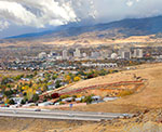 Reno Overview from University Ridge