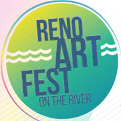 Art Fest on the River Logo