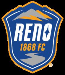 Reno 1868FC Logo