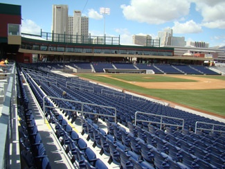 Reno Aces Baseball Stadium