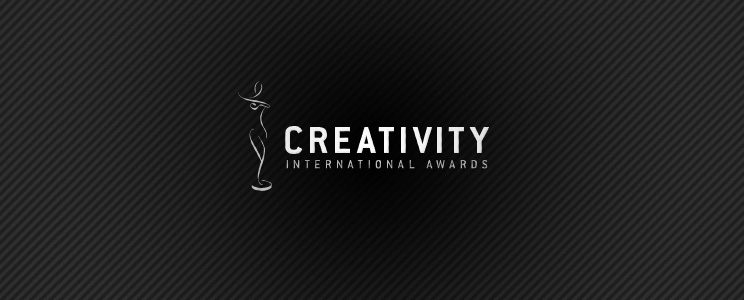 Creativity awards header