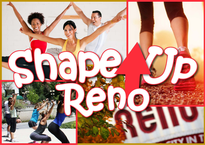 Shape Up Reno Logo