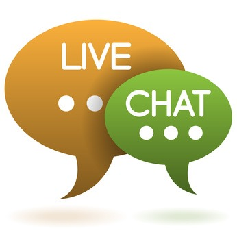 live-support-chat-website