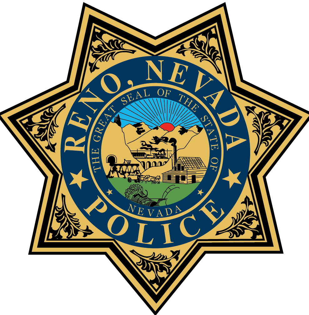 Badge of the Reno Police Department