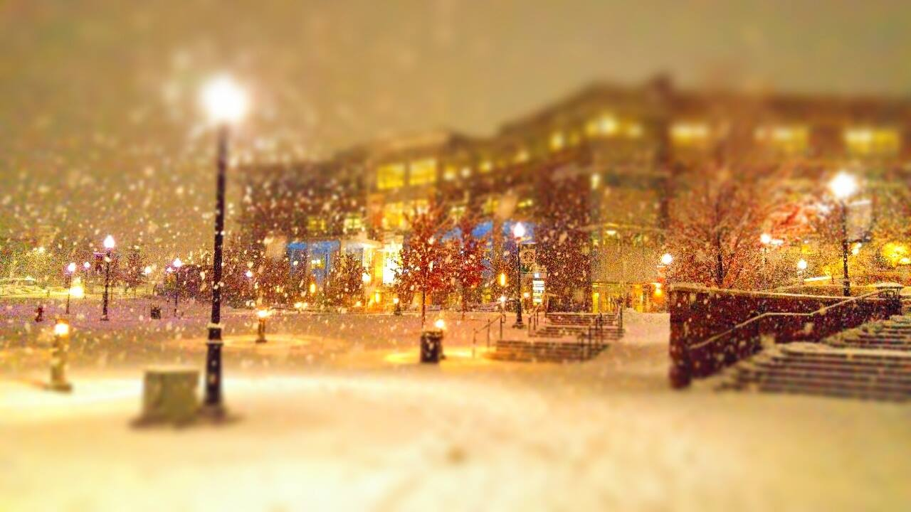 UNR Snow by Jonathan Lay