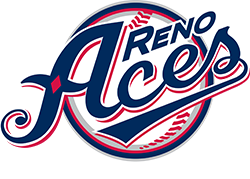 Reno Aces Baseball Club Logo