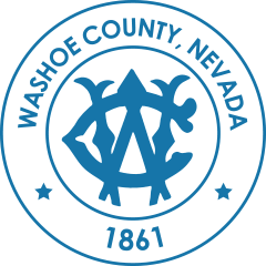 Washoe County Seal Logo