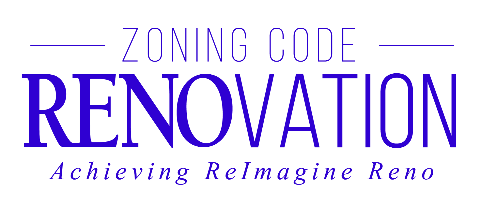 Zoning Code RENOvation | City of Reno