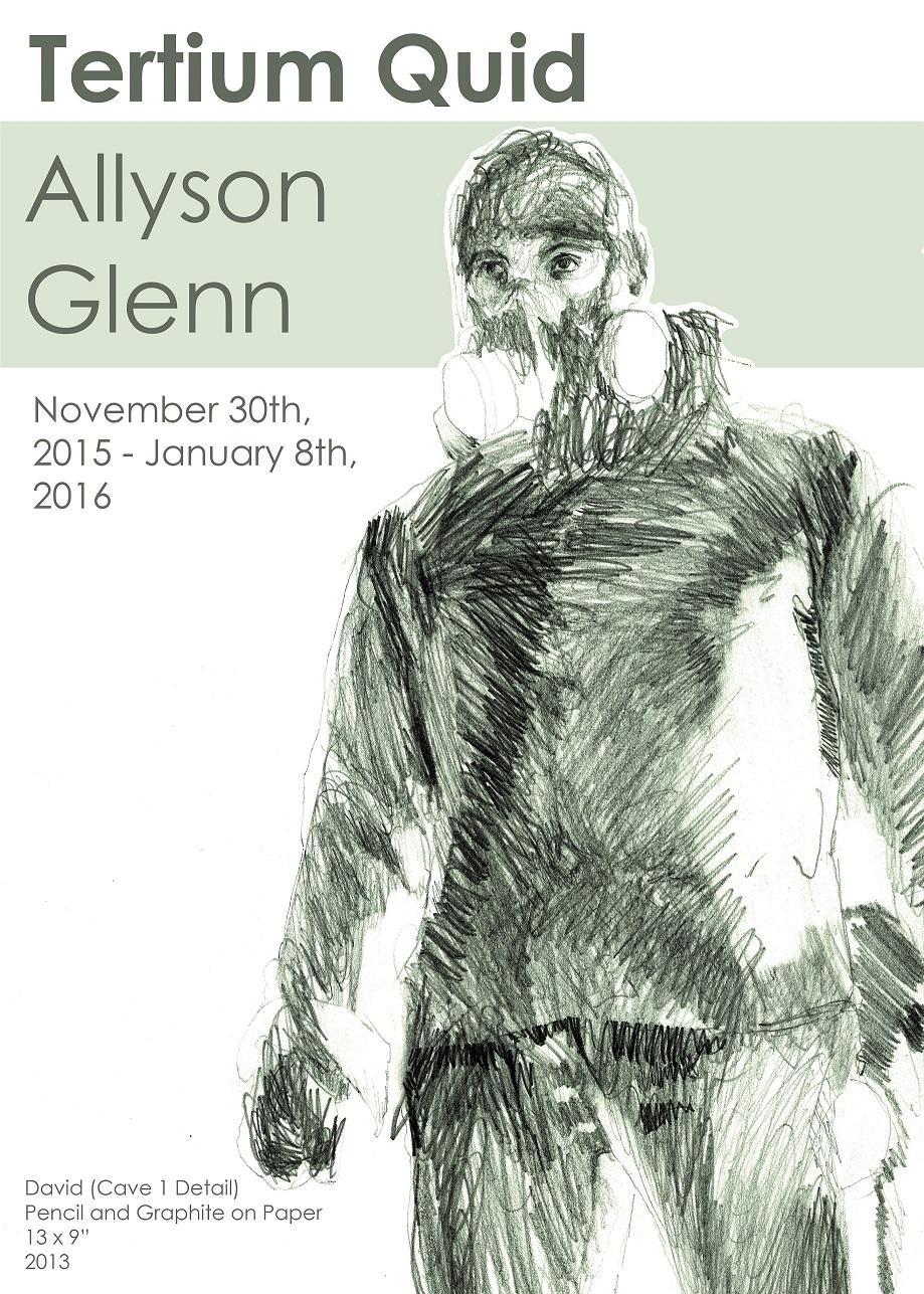 Final Front Image - Allyson Glenn Postcard